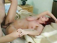 Redhead Mature Termagant (Hungarian) - PART 2