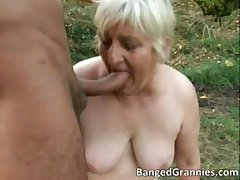 Sexy blonde MILf gets fucked lasting