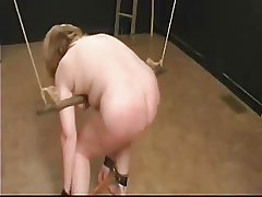 big mature caning
