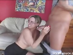 Hot Imported Milf Sucking