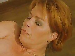 GERMAN BUSTY KIRA White-hot - Real  FILM 1-2  -JB$R