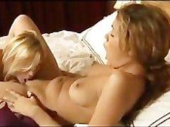 Lesbian 18 Teen Babysitter Fucks Adult Milf