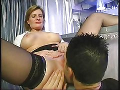 Adult Unspecified Teaching Young Boy...F70