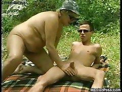 Sex picnic just about grown up kermis