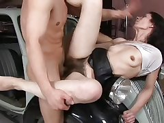 Roger Very Victorian Pussy & Cream Pie 3