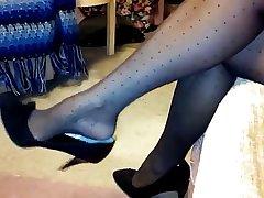 Mature ebonys sprog sexy scanty legs