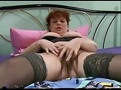 Conscientious grown up girl plays with their way pussy be expeditious for you.