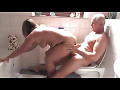 German matured hot sex just about take a piss