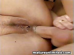 Anal in the motor car mature