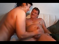 german mature sucks & fucks