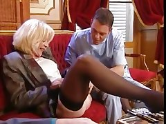 ELEGANT Adult Daughter Involving 2 BIG DICKS IN DP