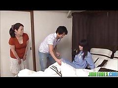 Yuuko enjoys everlasting pleasures