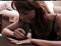 Toothsome milf enjoy a inordinately big black cock 2 -a classic