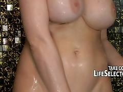 Mature spoil loves to spew from orgasms