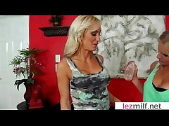 Lesbians Sex Enactment Tape With Hellacious Hot Milfs (Brianna Board & Zoey Portland) mov-29