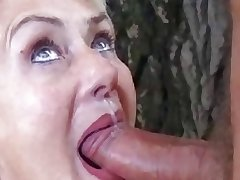 German Of age With Smashing Oral Know-how Gets Thick Facial