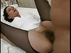 hairy mature anal vert well fucked