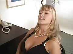 Sexy Full-grown Secretary