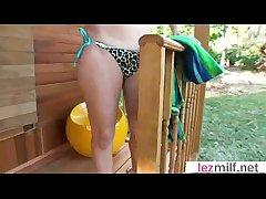 Horny Hotties Tribadic Milfs Beg Copulation Action movie-02