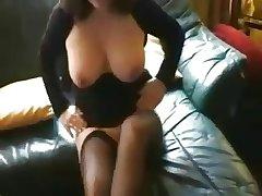 of age devilish in stockings sucks cock