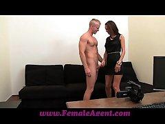 FemaleAgent Lust be put on the back burner afire