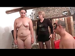 French swingers object corrected both vaginal together with anal fist fucked