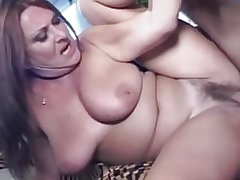 Matured Hairy Big Tit MILF Gigi Loves Young Cock