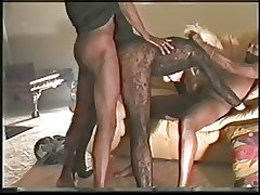 Mature Wife Fucks Hung Black Scrounger