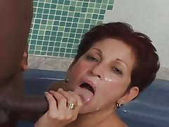 Soft Small items Of age 60yr takes a BBc in Ass
