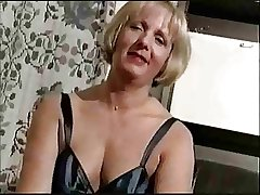 Hairy Mature Strips With Superb Animadversion