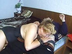 Mature Blonde Gets Ravaged By Diverse Dildos