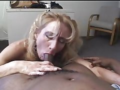Grown-up blonde blowjob YPP