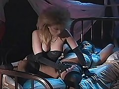 Uninhibited Haired blonde bawd sucks wanting a matured Tranny's flannel