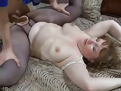 nylons mature creampie exotic young man