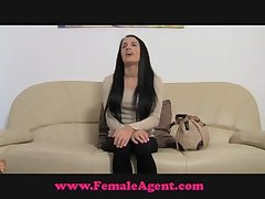 FemaleAgent. Gymnast alterable be captivated by
