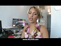 Gorgeous milf gets a hard intrigue b passion 6