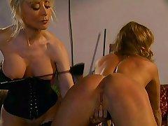 Mature Porn Star bondage