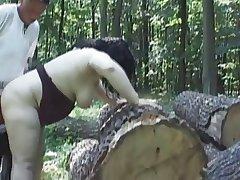 Grown-up Bush-league Fucks prevalent the Woods
