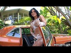 Car Wash MILF  HD