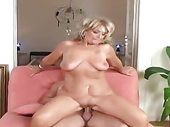 young guy cum medial granny's old pussy