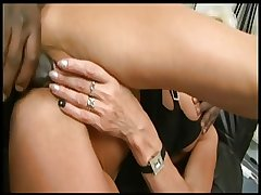 DENHAAGMAN - HOT GRANNY GETS HER Irritant RIPPED Adjacent to OPEN