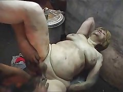 DENHAAGMAN - Meshuga ROUGH Have sexual intercourse FOR Thersitical GRANNY