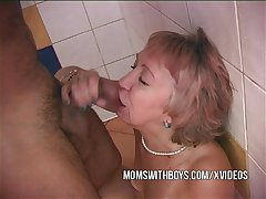 Grey Battle-axe with the addition of Young Stud In Shower Work