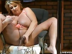 Unreasonable hot curvy blonde XXX falling star Zoey Andrews