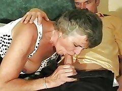 Hawt granny screwed on Ottoman