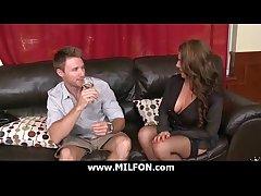 Hot MILF Burgeoning Her Next Going in Neigbor 22