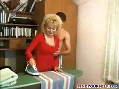 Mature MILF vs Firsthand Sperm vol14