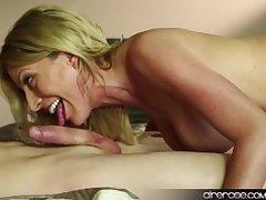Airerose Blonde Mature Tart Jennifer Give someone a thrashing