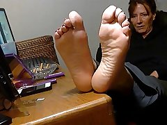 Delicious Of age Feet.