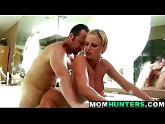 Sexy MILF whereabouts scout shout 1 65
